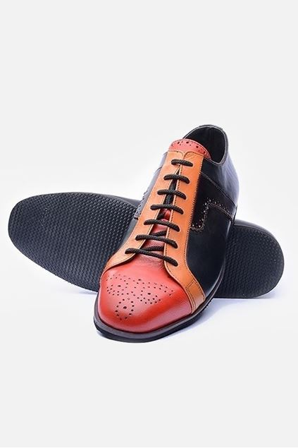 Footprint - Orange Casual 	Brogue