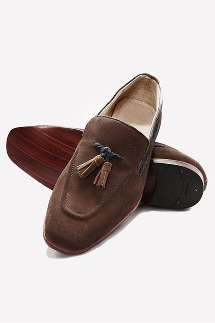 Footprint - Brown Classic Leather Loafer