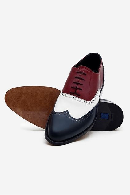 Americas Buttler Brogue - Footprint