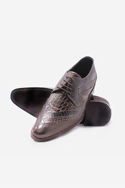 Footprint - Brown Latest Leather Formal