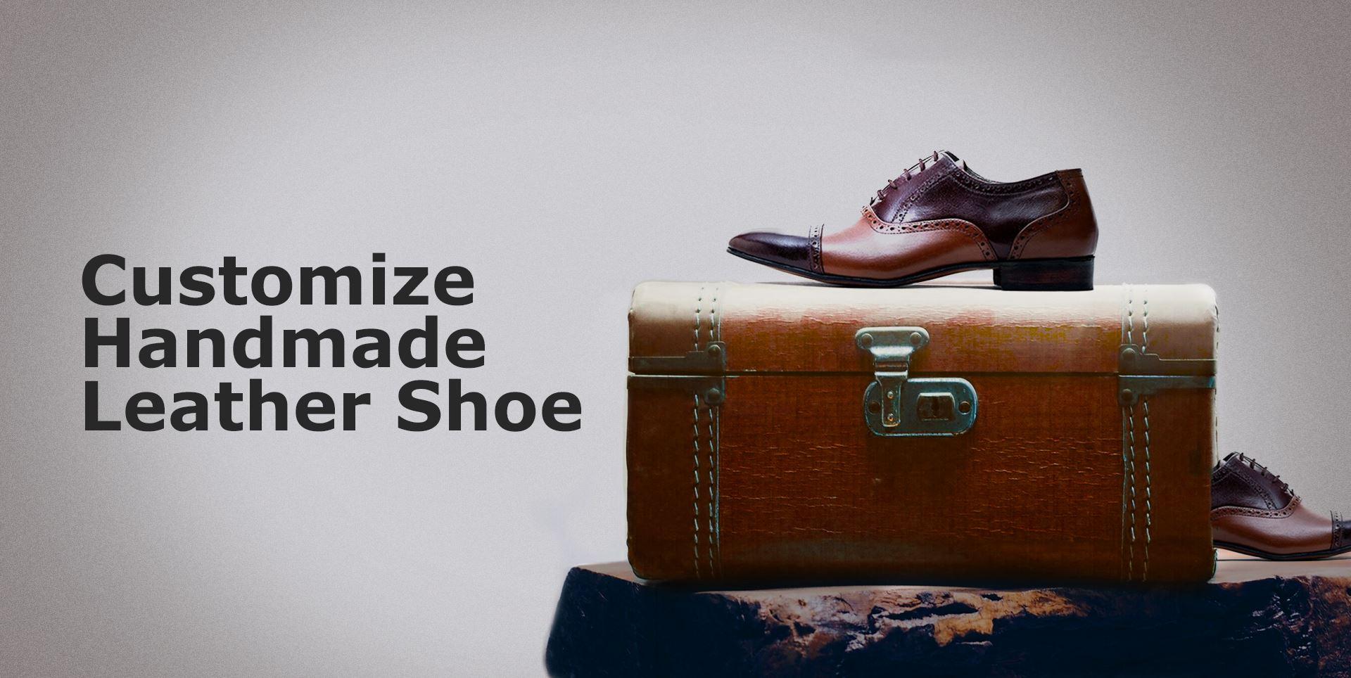 Customize Handmade Leather Shoe