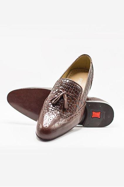 Kremlin Tasseled Loafer - Footprint