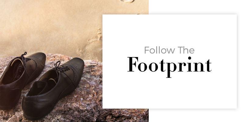 Follow the Footprint!